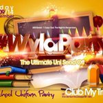 RT @MDWylaArtist: #WylaParty Is Gonna Be A Madting ‼️‼️I CAN PROMISE YOU GUYS HOLLA ME FOR YOUR TICKETS http://t.co/VswUbSgoY4