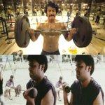 RT @Triplicaneprabu: @Premgiamaren During the workout... PREMG(i)