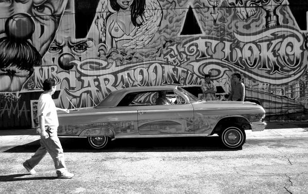 Read our interview on the legendary L.A. graffiti & tattoo artist Mister Cartoon. http://t.co/plqONNZb0m http://t.co/M3hwHla7JP
