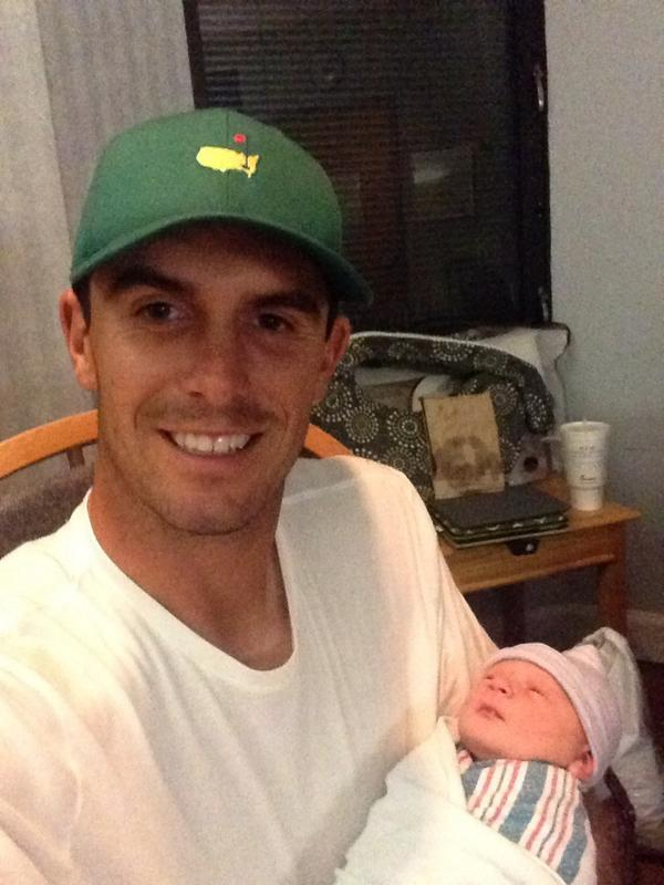 First selfie I have ever taken. Best selfie at that! Skylar and her daddy! Proudest moment of my life! #blessed http://t.co/mvhySa26vK
