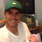RT @BillyHo_Golf: First selfie I have ever taken. Best selfie at that! Skylar and her daddy! Proudest moment of my life! #blessed http://t.co/mvhySa26vK