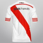 RT @Riverplatecom: Dorso de la nueva camiseta adidas #RiverPlate 2014/15. #ElMásGrande #LaMásLinda http://t.co/vTR4qOGSs2