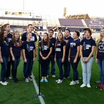 The @SingingLions share their rendition of the Star-Spangled Banner. #WeAre #PennStateFutbol #USA http://t.co/1rZaCza1rH
