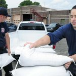 NEED sandbags? Get them @ any LCFD station. More rain coming 2 LC due to remnants of #HurricaneODILE @CrucesSunNews http://t.co/bo5mgivexS