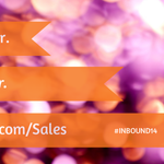 #HubSpotSales is here! Sell the inbound way w/ innovative tools that adapt to you: http://t.co/rw8JNJrEIx #INBOUND14 http://t.co/1Wrfxzq92x