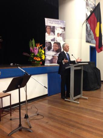 @ Strathfield Girls High with @TurnbullMalcolm & @LaundyCraigMP discussing online safety for kids & teens #commsau http://t.co/ps5n3vaaNn