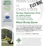 RT @HoCoStuCo: Come out w/ us Sunday to benefit the Mack Brady Fund and @PennStateMSOC! Were ready to #MackTheJeff, are you?! http://t.co/7wWYv1cB9B