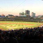 Wrigley is empty. I hope Jake Arrieta gets to pitch to a full Wrigley in September someday. #Cubs http://t.co/eJEZIRqfSc