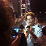 RT @MudaMais: Dilma já chegou na CNBB para o debate. Continuamos na pegada #MaisAmor13 ao contrário da #MarinaCensura http://t.co/8ZYOEu95XX