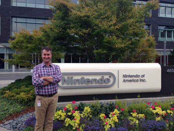 Today I'm honored to announce I'm working in the Treehouse at @NintendoAmerica as a Product Development Analyst! http://t.co/VxPvk1mLrn