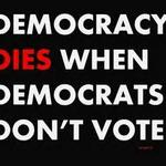 """""""@citizensrock: If YOU want American #democracy to work for you—you have to work for American democracy. http://t.co/1pOgDRUQfD"""" #GOTV"""