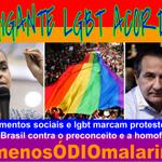 RT @OLHOPT: @wilsoncabus LGBT #MarinaCensura, COM @dilmabr É #MaisAmor13!!! http://t.co/ZOEsPKabpe