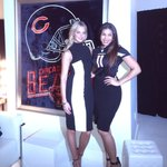 RT @ErinHeatherton: Tonight's the night! Reppin my @ChicagoBears style with @JordinSparks at @nfl's Hall of Fashion! Follow @NFLFanStyle! h…