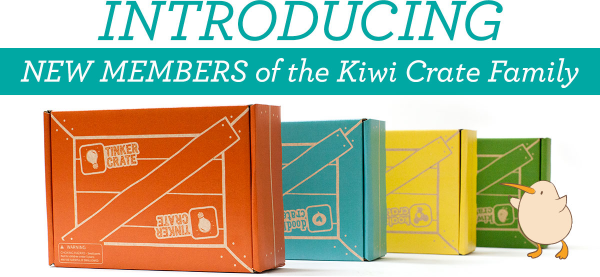 Just launched today! Crates for kids ages 3-16+ with @doodlecrate @tinkercrate @koalacrate http://t.co/ns2uDyqRY8 http://t.co/5EYHkdHl4I