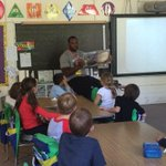 RT @NU_Sports: Chance Carter of @NUFBFamily read to Evanston youth today, emphasizing the importance of education. #CatsGiveBack http://t.co/iuYVm3iDm1