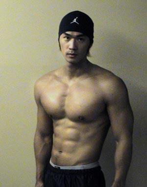 筋肉質なイケメン画像まとめ