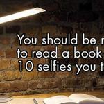 RT @9GAG: Lets do this #10selfierule http://t.co/kk17NBb7WS http://t.co/PXj9KXw6Al