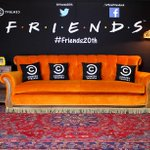 Calling all @uwebristol students - the #Friends20th sofa will be at the campus today, so come and take a seat! http://t.co/dIrmsqN89m
