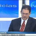 RT @tvnnoticias: Jorge García,Comisión de Transporte Cámara de Comercio: Cinco leyes se están discutiendo sobre transporte. http://t.co/n384Asot23