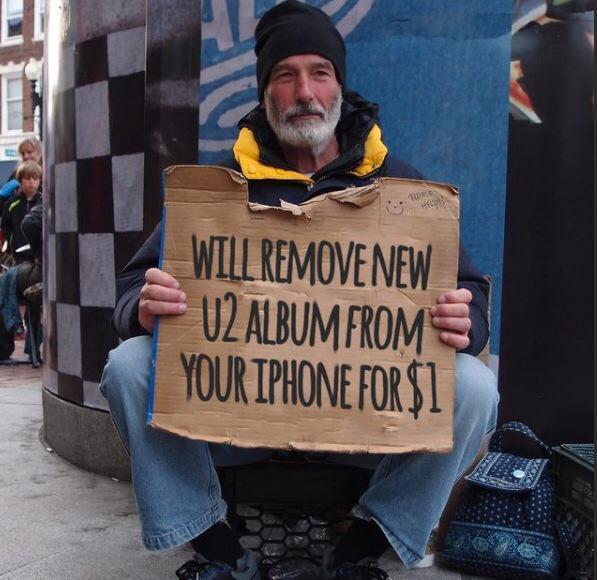will remove U2 album.... http://t.co/Raz0ahuuIn