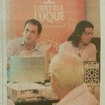 Gracias a @eldiacordoba por compartir el #Maridaje @LibreriaLuque @PerezBarquero @BodegasMezquita http://t.co/szw3N2l3sr