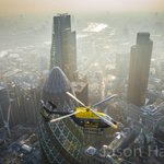RT @jasonhawkesphot: A rather epic shot of @MPSinthesky yesterday over @cityoflondon #London. http://t.co/cUtCHx6h53