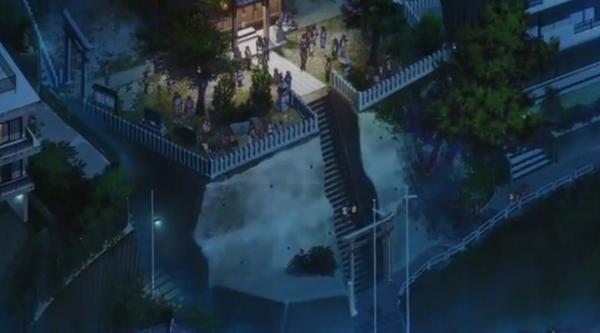 階段の傾斜が鬼畜すぎるwww(グラスリップ)