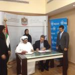 RT @UAEForeignAid: #UAE signs three agreement with #WFP to support its emergency humanitarian operations inside #Syria http://t.co/GUDAkefcGh