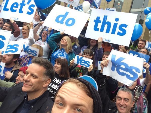 Sam Heughan (@Heughan): Yes!!! http://t.co/4UCkSuHYcd