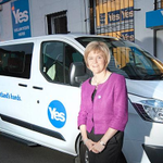 Fleet of #VoteYes taxis will ferry 300,000 first-time voters to polling stations tomorrow: http://t.co/Q1RkQADg27 http://t.co/NF62j16l1B