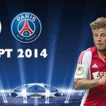 Tot 18:45 uur kun je nog tickets bestellen voor #Ajax - PSG! Meer info: http://t.co/GkCoLoifK9 #ajapsg #UCL http://t.co/7MHSXXp7Y4