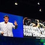 Emotions are the strongest link to your customer, not the technology - Dietmar Dahmen #SYMEU http://t.co/dt7kXYk73v