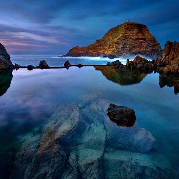Magical colours at Madeira Island, #Portugal via VisitPics (IG). #photography #wanderlust #travelpics @traveldudes http://t.co/eIrtOD8mTZ