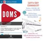 RT @DOMS_DJ: Mau beli alat DJ? Atau butuh DJ buat perform? Atau malah mau belajar DJ? Contact us! #DOMSDJ Jakarta ;) http://t.co/xMqO7MxJaD