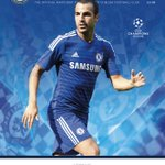 Todays matchday programme features @cesc4official. Get yours here: http://t.co/JVWULvy1WD #CFC http://t.co/GI9pCxCEK5 by @chelseafc