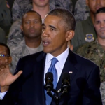 """RT @BuzzFeedNews: Obama: """"American forces deployed to Iraq do not and will not have a combat mission,"""" will only support Iraqi forces http://t.co/86OCjzULdN"""