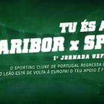 Hoje não é só mais um #DiadeSporting. É o retorno à melhor competição de clubes. Força Sporting ! Estamos convosco http://t.co/o5IWcrPTqm