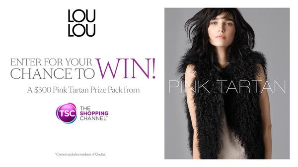 CONTEST! RT for a chance to WIN a $300 Pink Tartan outfit from @TheShoppingChan ! You have until Sept 19! http://t.co/OSYg2rt423