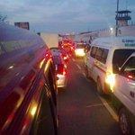 RT @DiarioPresente_: Intensa carga vehicular entrada a la ciudad por la vía Frontera   #FormulaVial http://t.co/yZGKBknAPU