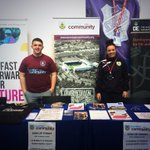If you are at Burnley College Freshers Fair today come and say hello to our NCS staff! @NCSFLT http://t.co/KaIJp4IKbg