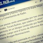 Una de las mejores noticias que me dieron para ésta noche en los #PremiosIris, es que toca @bddl1, salvamos la noche! http://t.co/17Syhfn8Kx