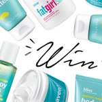 Re-tweet & follow @GetTheGloss & @BlissSpaUK for your chance to #win over £250 worth of Bliss #beauty products http://t.co/8CJEDRrDsc