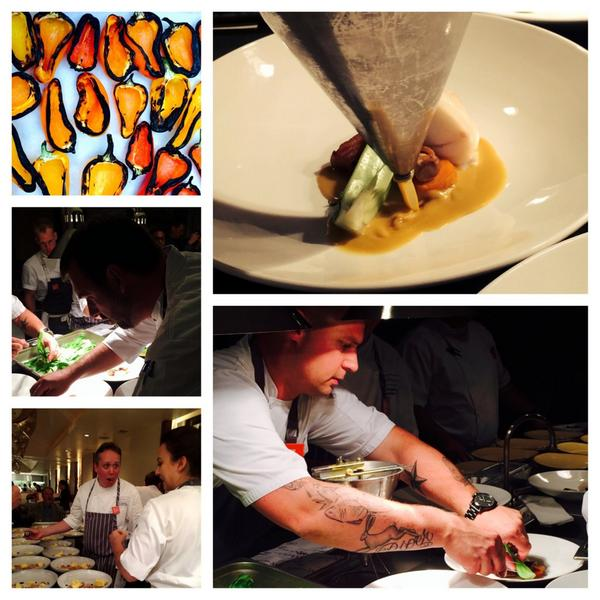 @nokidhungry @BryanVoltaggio great night @VOLTResto last night! Thanks to everyone who made it happen. http://t.co/XntLxnNNNK
