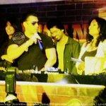 RT @bhsfc: Exclusive Pic. 2 ► Salman Khan With @Nikhil_Dwivedi, @RichaChadda At a Tamanchey Song Launch #4DaysToBiggBoss8 http://t.co/hAHLX…
