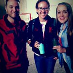 RT @gracebrown2342: Free coffee after band practice? Yes please! #LoveLincoln #UNL24 http://t.co/OhnqdcoZSi