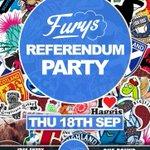 RT @FurysAyr: THIS WEEK Furys Goes Freshers!! #FRESHERS2014 http://t.co/q0X9Mueyuo