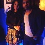 RT @Tamanchey: Tamanchey stars @Nikhil_Dwivedi & @RichaChadda at 'In Da Club' song launch at @FbarMumbai http://t.co/Px6AnprtJR