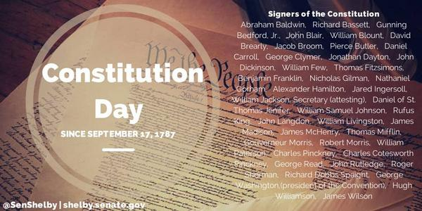 On this day in 1787, the Constitution of the United States of America was signed in Philadelphia #ConstitutionDay2014 http://t.co/4km2fsa8au