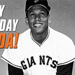 RT @SFGiants: Happy Birthday to the Baby Bull, Hall of Famer Orlando Cepeda! #SFGiants http://t.co/nS45IGxmcF