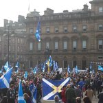 RT @IndyNews2014: George Square right now. Take an undecided down with you! #indyref #youyesyet http://t.co/MICJlxpyl4